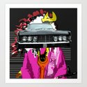 Indian Pop 79 Art Print