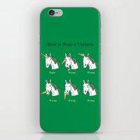 Unihorn 101 iPhone & iPod Skin