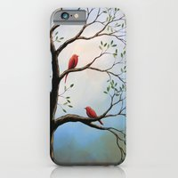 iPhone & iPod Case featuring Duet by Amy Giacomelli