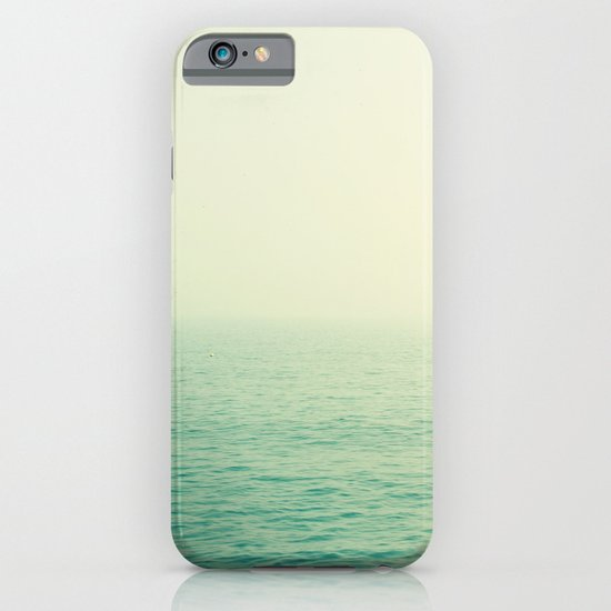 English Channel iPhone & iPod Case
