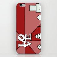 LOVEred iPhone & iPod Skin