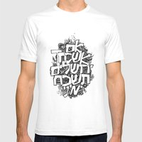 Psalm 137:5 If I Forget Mens Fitted Tee White SMALL