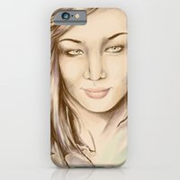 iPhone & iPod Case featuring Earth by Megan Leitschuh