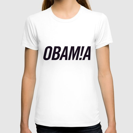 Obama Re-election. T-shirt