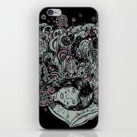 Irregular Sleeping Patte… iPhone & iPod Skin