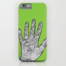 Handprint Slim Case iPhone 6s
