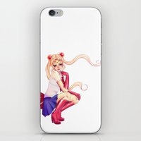 In The Name Of The Moon iPhone & iPod Skin