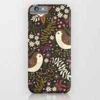 Sweet Robins iPhone 6 Slim Case