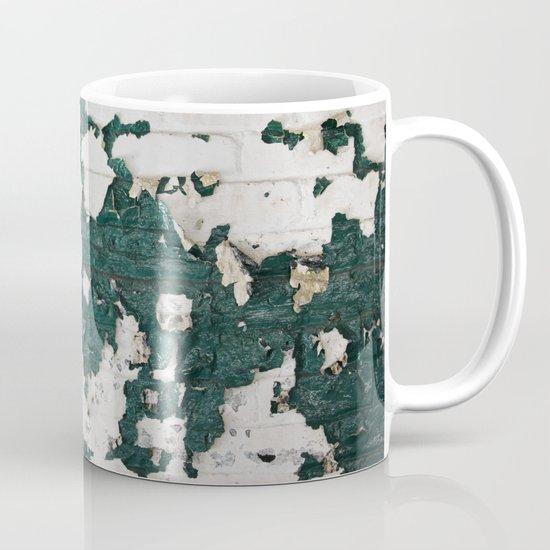 In Green Mug