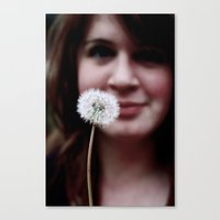 Whisp Canvas Print