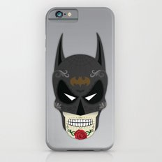 Bat-Man Sugar Skull iPhone 6 Slim Case
