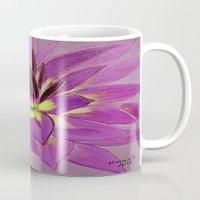 flower close up Mug