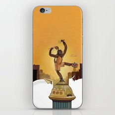 Mighty New Yorker iPhone & iPod Skin