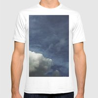 Fluffy Mens Fitted Tee White SMALL