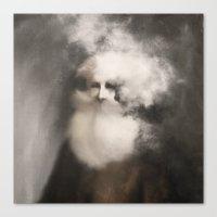 Galaxius Canvas Print