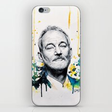 Bill Murray iPhone & iPod Skin