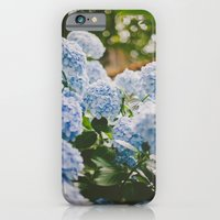 Little Blue iPhone 6 Slim Case