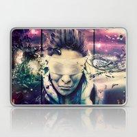 The Triptych Laptop & iPad Skin