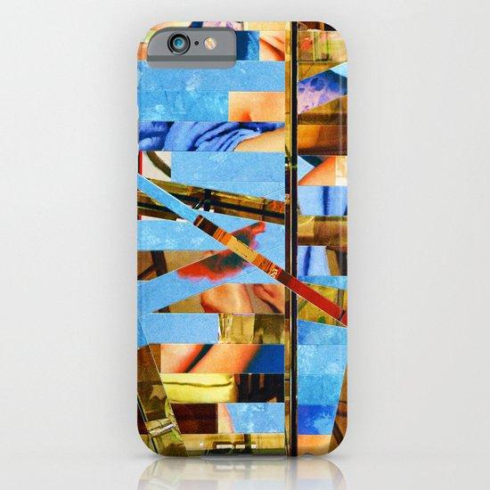 Geoffrey (stripes 18) iPhone & iPod Case
