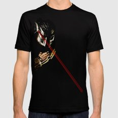 Predator  SMALL Black Mens Fitted Tee