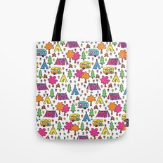 Camp Party Tote Bag