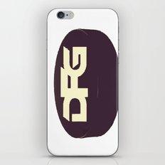 DFG Puck iPhone & iPod Skin