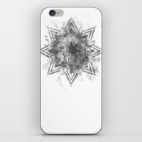 The Darken Stars iPhone & iPod Skin