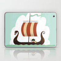 Viking Baby Laptop & iPad Skin