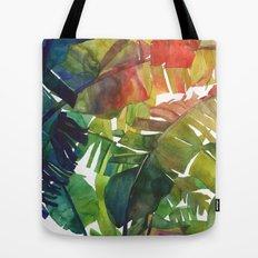 The Jungle vol 5 Tote Bag