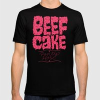 Beefcake Pantyhose Mens Fitted Tee Black SMALL