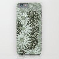 Flowerlines iPhone 6 Slim Case