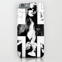 iPhone & iPod Case featuring FAULT by Kelsey Crenshaw