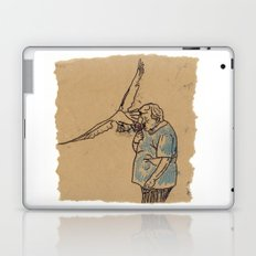 Greedy Guts Laptop & iPad Skin