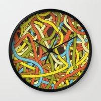 Lexicon Knox Wall Clock