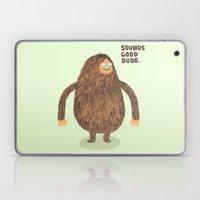 Sounds Good Dude Laptop & iPad Skin