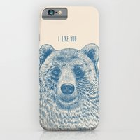 Bear (Ivory) iPhone 6 Slim Case