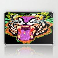 Tyger Style Laptop & iPad Skin