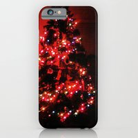 iPhone & iPod Case featuring Christmas Tree. by Jorieanne