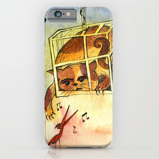 Annoying situation iPhone & iPod Case