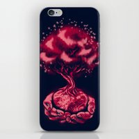 In Our Hands iPhone & iPod Skin