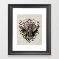 TEMBO Framed Art Print