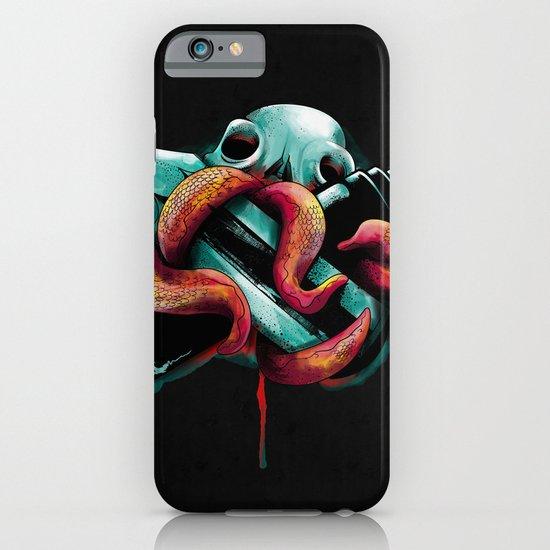 Diabolik Weapons iPhone & iPod Case