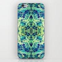 GRASS GODDESS iPhone & iPod Skin
