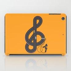 Sound Track iPad Case
