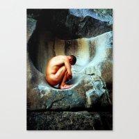 In Utero Canvas Print
