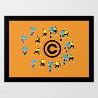 Johan Cruyff - My Turn Art Print