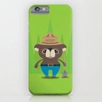 Smokey Bear iPhone 6 Slim Case