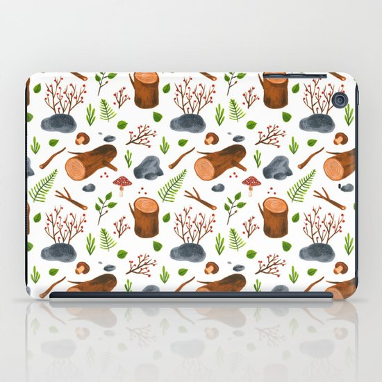 Woods iPad Case