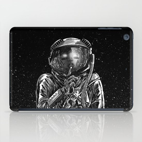 The Secrets of Space iPad Case