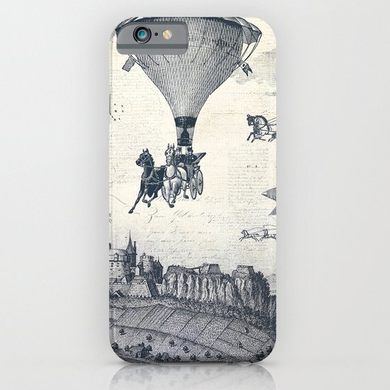Carrilloons over the City iPhone & iPod Case